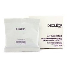 Decleor Lift Experience Mask Patch: 5x Lift Cream Patch Effect + 5x Thermo-Modeling Lift Powder (Salon Product) 10pcs