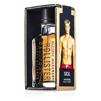 Hollister Socal Eau De Cologne Spray 75ml/2.5oz