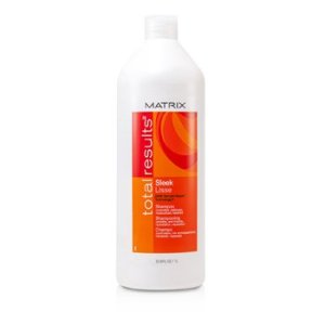 Matrix Total Results Sleek Lisse Shampoo 1000ml/33.8oz