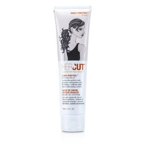 HerCut Curly Ponytail Styling Balm 150ml5oz