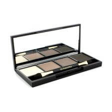 Dr. Hauschka Eye Shadow Palette - (#Sand, #Light Browm, #Soft Grey, #Anthracite) 4x1.8g/0.06oz