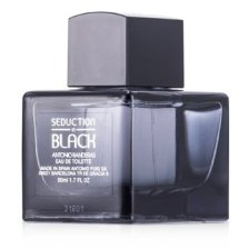 Antonio Banderas Seduction in Black Eau De Toilette Spray 50ml/1.7oz