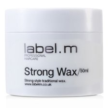 Label.m Strong Wax (Strong Style Traditional Wax) 50ml/1.7oz