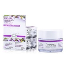 Lavera Karanja Oil & Organic White Tea Firming Night Cream 30ml/1oz