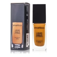 Smashbox Liquid Halo HD Foundation SPF 15 - # Shade 8 30ml/1oz