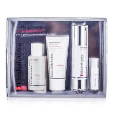 Elizabeth Arden Visible Difference Set (For Combination Skin) 4pcs