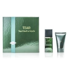 Van Cleef & Arpels Tsar Coffret: Eau De Toilette Spray 30ml/1oz + After Shave Balm 40ml/1.3oz 2pcs