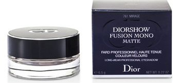 Christian Dior Diorshow Fusion Mono Matte Long Wear Professional Eyeshadow - # 761 Mirage 6.5g/0.22oz