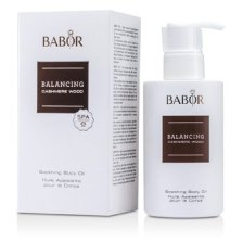 Babor Balancing Cashmere Wood - Soothing Body Oil 200ml/6.7oz