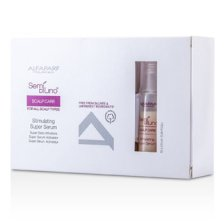 AlfaParf Semi Di Lino Scalp Care Stimulating Super Serum (For All Scalp Types) 12x10ml/0.34oz