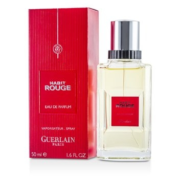 Guerlain Habit Rouge Eau De Parfum Spray 50ml/1.6oz