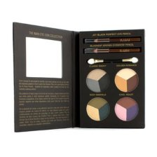 Iman Eye Con Collection (1xEye Pencil, 1xEyebrow Pencil, 4xEye Shadow Trio, 1xApplicator) -