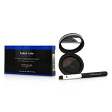 Laura Geller Baked Cake Eyeliner Duo - # Plum Pudding/Black Forest 1.8g/0.06oz