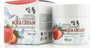 Freeset Aqua Cream (Moisture Jelly Type) - Essential Real Strawberry 50g/1.7oz