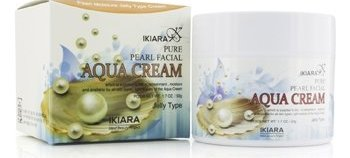 IKIARA Aqua Cream (Moisture Jelly Type) - Pure Pearl Facial 50g/1.7oz