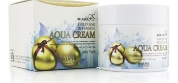 IKIARA Aqua Cream (Moisture Jelly Type) - Gold Egg Intensive 50g/1.7oz