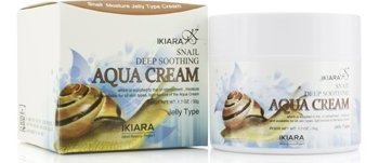 IKIARA Aqua Cream (Moisture Jelly Type) - Snail Deep Soothing 50g/1.7oz