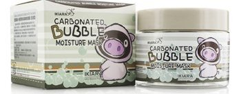 IKIARA Carbonated Bubble Moisture Mask 100g/3.3oz