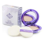 Ottie Purple Dew UV Sun Smart BB Pact SPF35 - #23 Clear Beige 9g/0.3oz