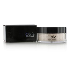 Ottie Face Powder - #SP105 Sand Shimmer Beige 20g/0.67oz