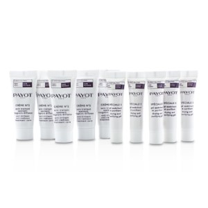 Payot Dr Payot Set: 5x Creme No 2 10ml + 5x Special 5 5ml (GWP Packaging) 10pcs