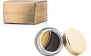 Missha The Style Two In One Fit In Gel Liner - #02 Cacao Star 6.3g/0.21oz