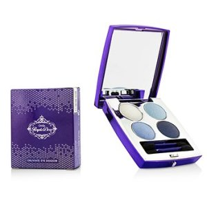 Ottie Purple Dew Obliviate Eye Shadow - #04 Aqua Shine 4x2g/0.07oz