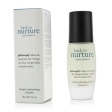 Philosophy Back To Nurture Deeply Replenishing Oil Gelee 30ml/1oz