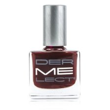 Dermelect ME Nail Lacquers - Blue Blood (Rich Crimson With Blue Undertone) 11ml/0.4oz