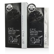 CHA:LAB C.P.C Deep Pore Clinic Black Mask 10x27g/0.9oz