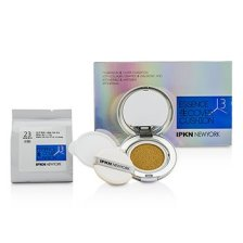 IPKN New York Essence Cover Cushion SPF 50 With Extra Refill - #23 Natural Beige 2x13g/0.45oz