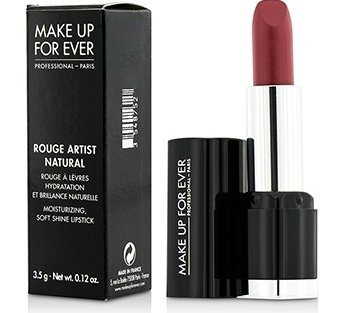 Make Up For Ever Rouge Artist Natural Soft Shine Lipstick - #N12 (Warm Pink) 3.5g/0.12oz