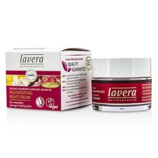 Lavera Organic Cranberry & Argan Oil Regenerating Night Cream 50ml/1.6oz
