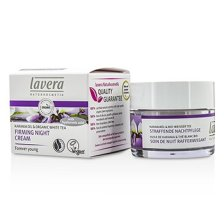 Lavera Karanja Oil & Organic White Tea Firming Night Cream 50ml/1.6oz