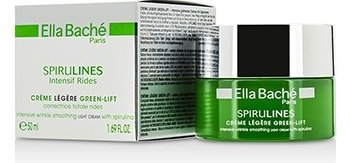 Ella Bache Spirulines Intensif Rides Creme Legere Green-Lift Intensive Wrinkle Smoothing Light Cream 50ml/1.69oz