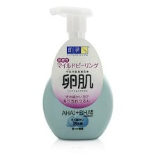 Hada Labo Mild Peeling Face Wash 160ml/5.41oz