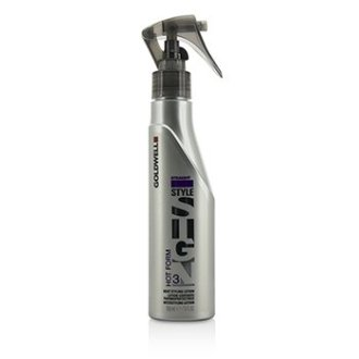 Goldwell Style Sign Straight Hot Form 3 Heat Styling Lotion (Salon Product) 150ml/5oz