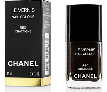 Chanel Nail Enamel - No. 669 Chataigne 13ml/0.4oz