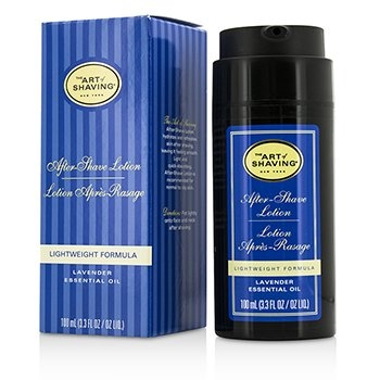 The Art Of Shaving After Shave Lotion - Lavender (For Normal to Oily Skin) 100ml/3.3oz