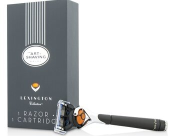 The Art Of Shaving Lexington Collection Fusion Razor 1pc