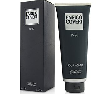 Enrico Coveri L'Eau Pour Homme Shower Gel 400ml/13.3oz