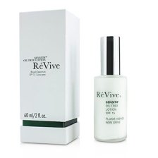 Re Vive Sensitif Oil Free Lotion SPF 15 (Exp. Date 04/2016) 60ml/2oz