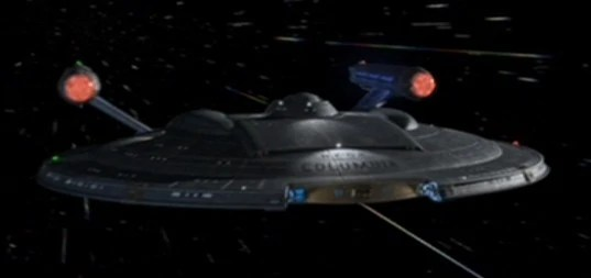 Columbia  Memory Alpha the Star Trek Wiki