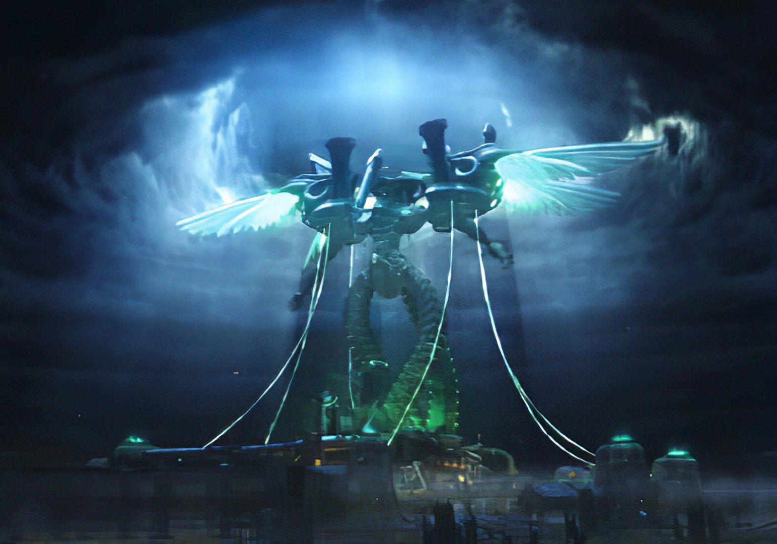 Midgar The Final Fantasy Wiki 10 Years Of Having More