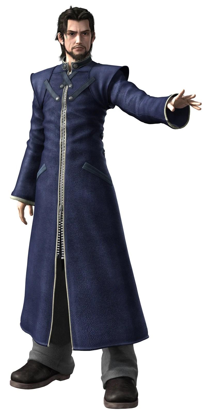 Reeve Tuesti The Final Fantasy Wiki 10 Years Of Having
