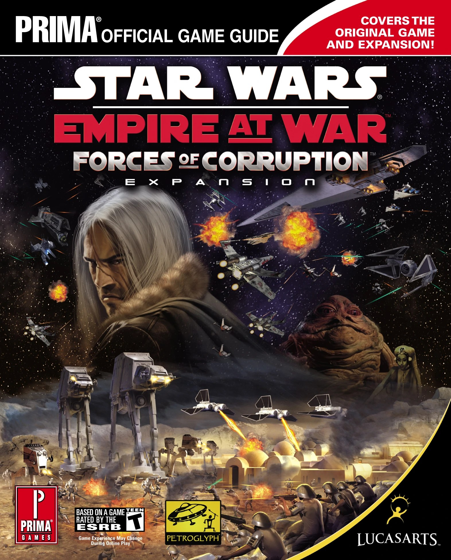 Star Wars Empire At War Forces Of Corruption Prima