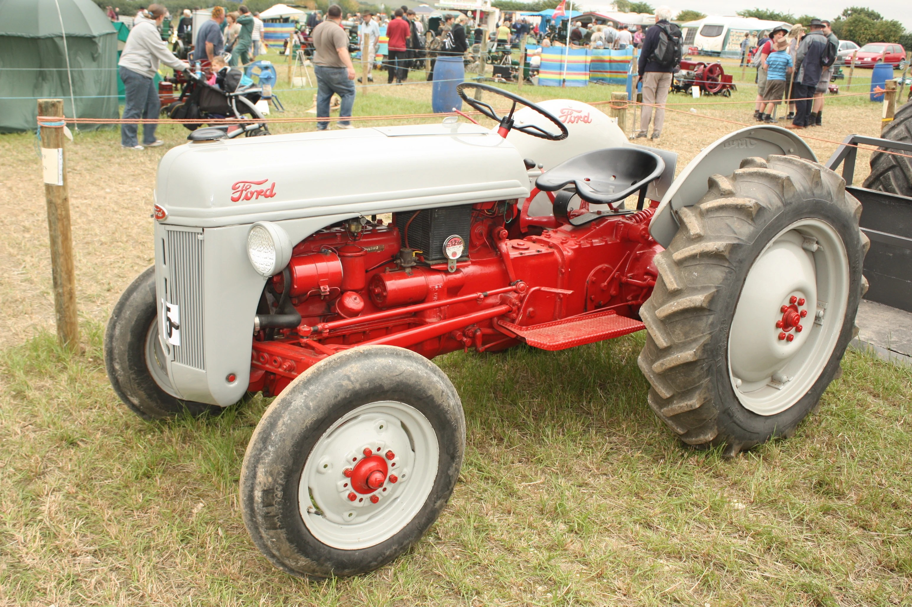 ford 8n tractor 2 way intermediate lighting circuit wiring diagram and construction plant wiki the classic
