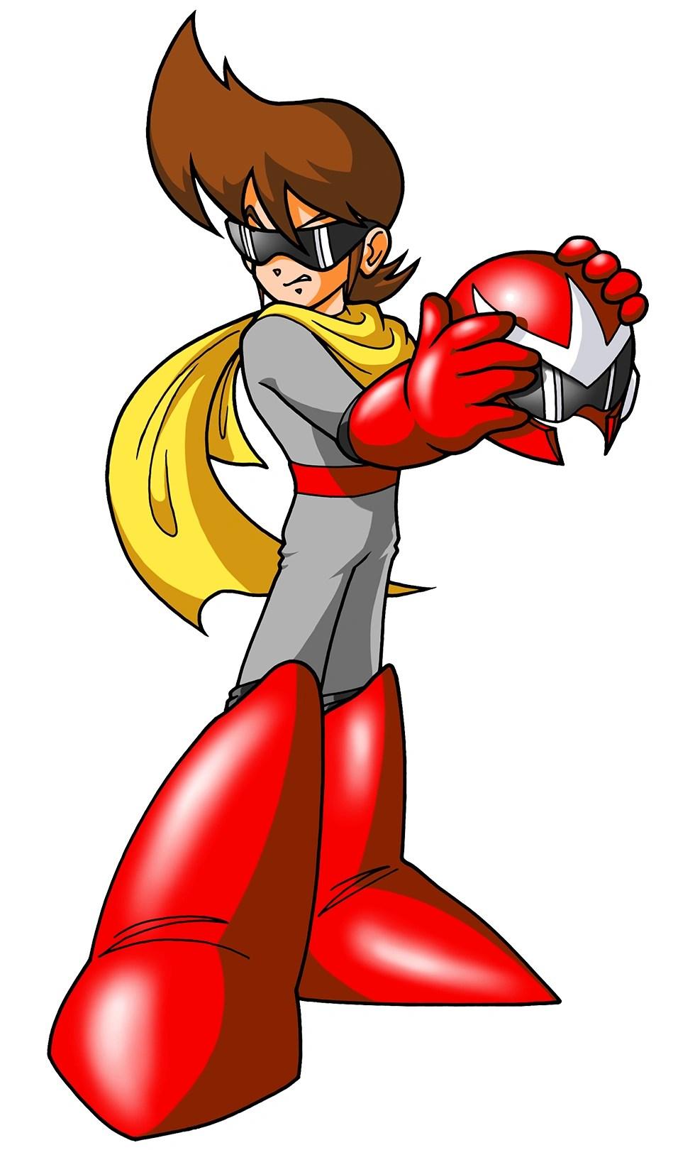Image Helmetless Protomanpng MMKB The Mega Man