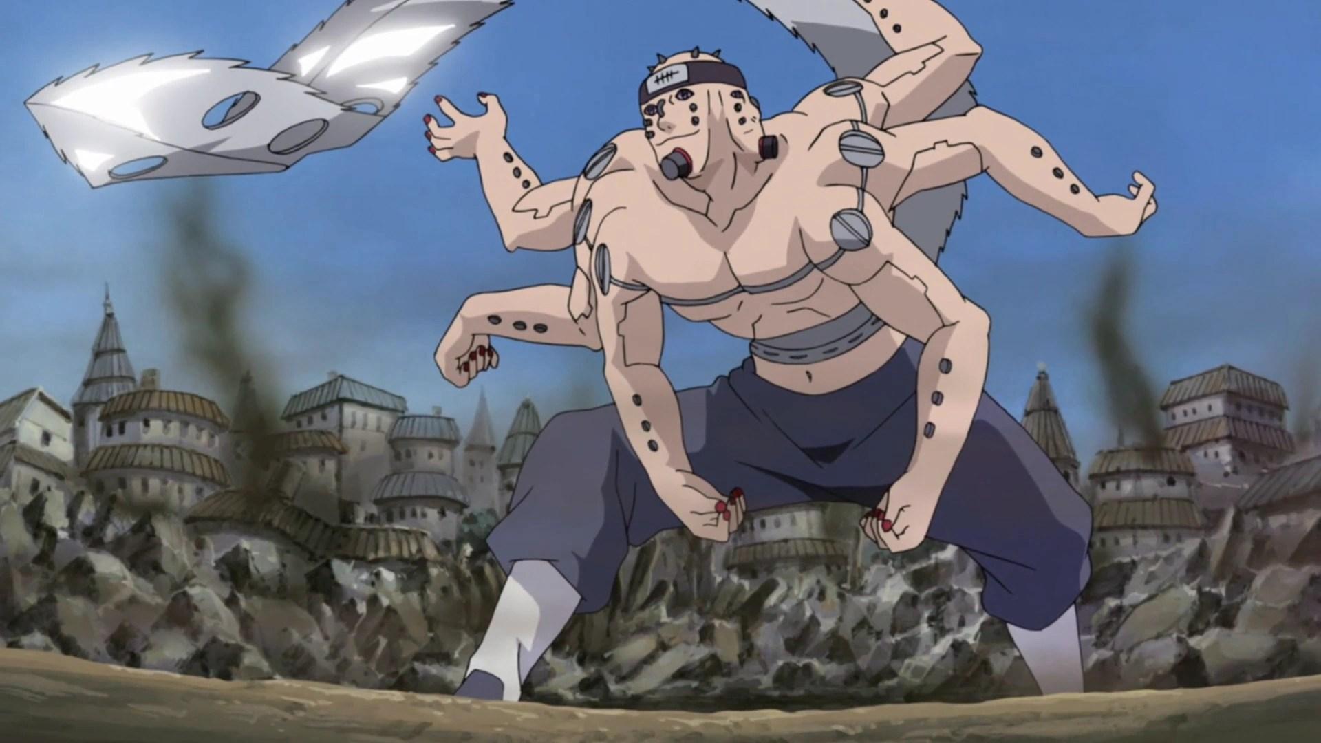 Pain Full Akatsuki Body