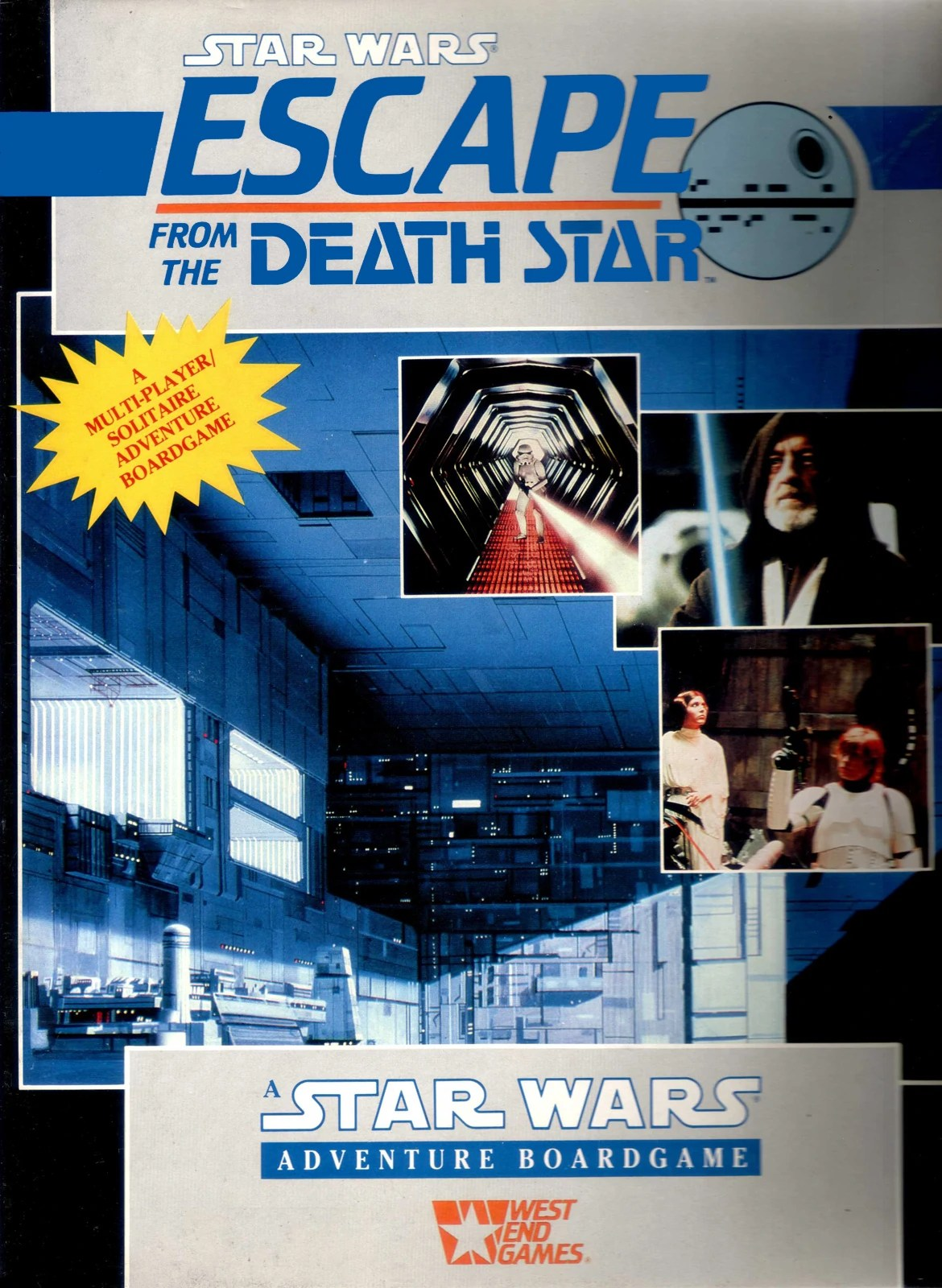 Escape From The Death Star Wookieepedia The Star Wars Wiki